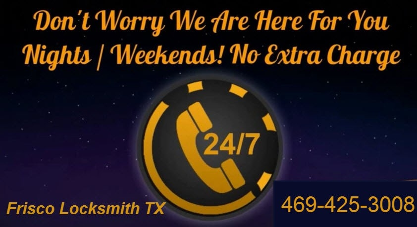 Locksmith Frisco TX